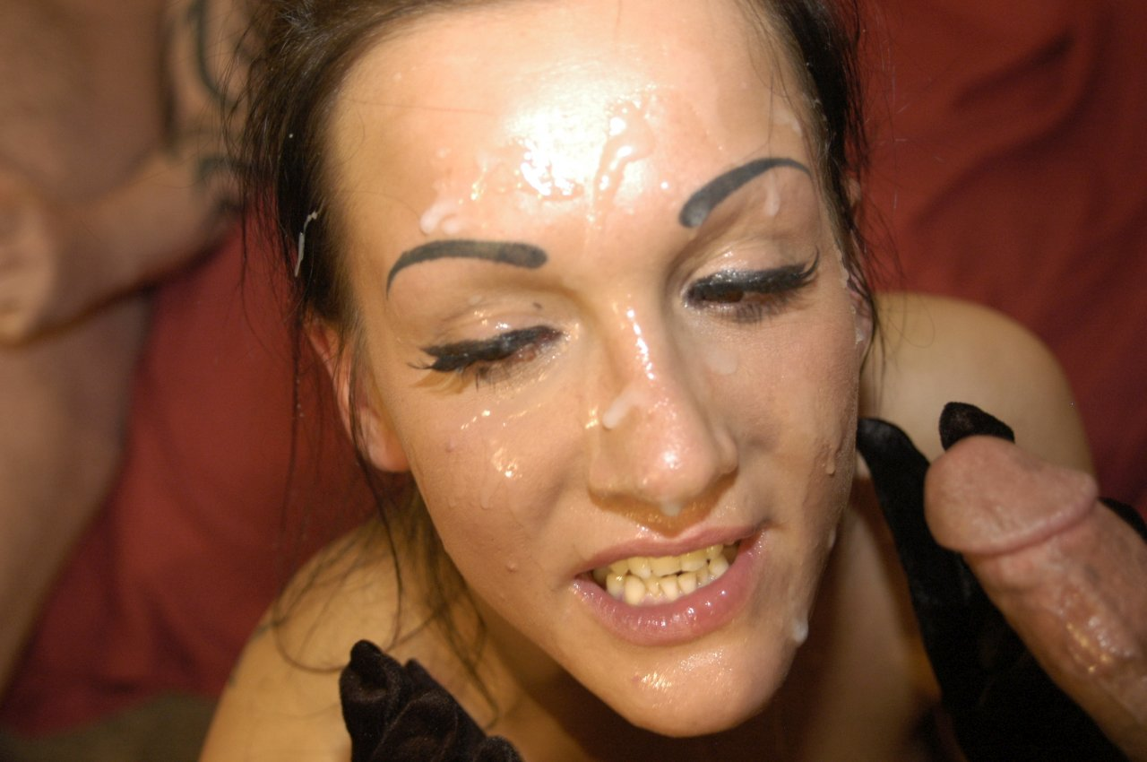 Karma Multiple Facial Cumshots