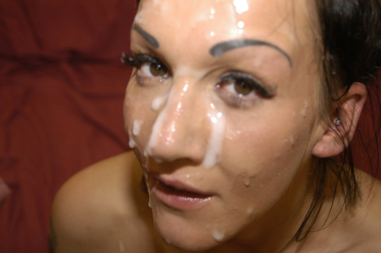 Type thing amateur multiple cum on face you