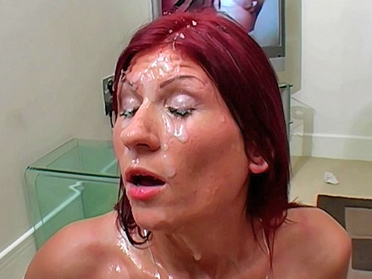Combo primo cum facial love shot we blowjob love her